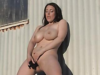 big tits bounce she