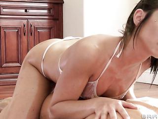 amazingly hot slender bitch
