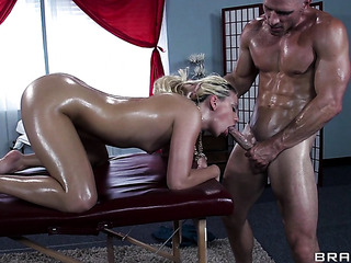 sweet and perverted oiled