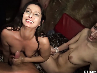 insane orgy with male