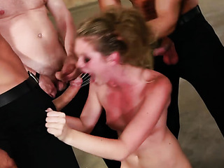 blowbang ends with massive