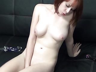 american amateur redhead girlfriend
