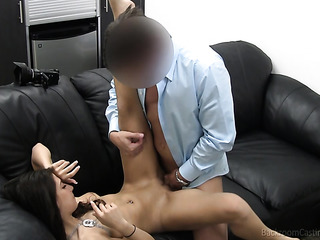 22-year-old fucked back room