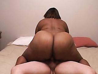 chubby ebony ass
