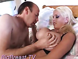 breast sucking