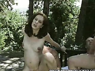 hot pregnant ladies group