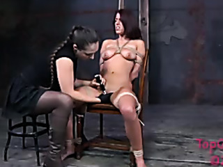 lavander stripping and fucked