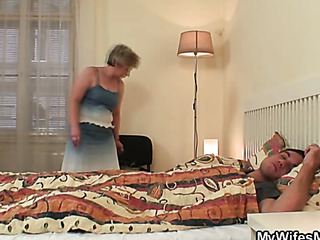 mother law pussy fuck