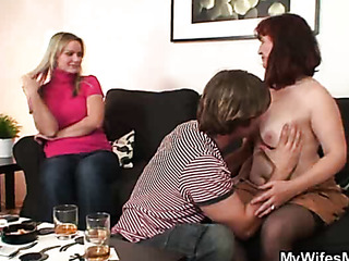 passionate old lady sexy