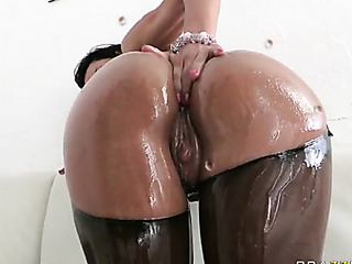 anal slip and slide