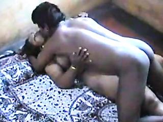 mature desi couple