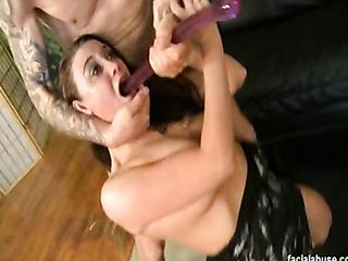 Wife loves interracial sex
