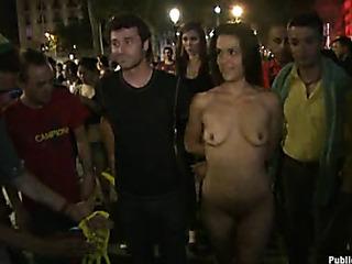 nude public fucked
