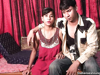 indian snatch pounded with