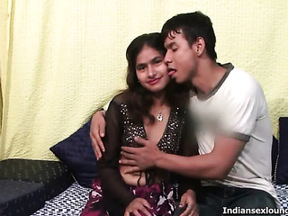 indian chick gets naked