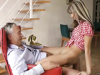 sweet young chick moans