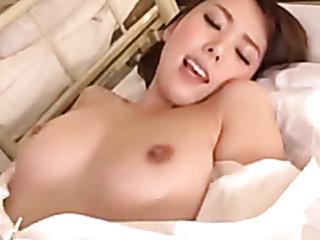 wild japanese nurse gets