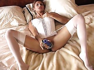 eva roberts milky orgasm