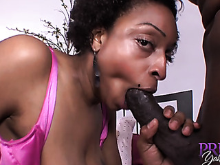plump black mom rose