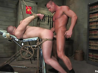 soviet comrade tortures helpless