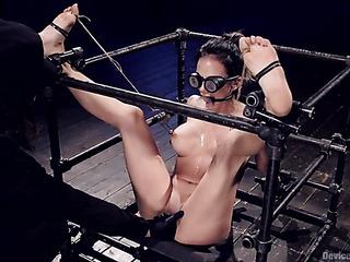 inked slut bondage gets