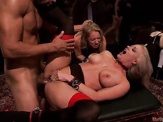 two big boobed porn