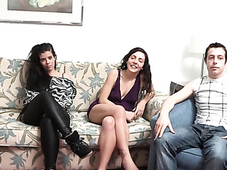 two horny spanish couples