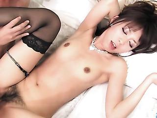 japanese girl with bangs