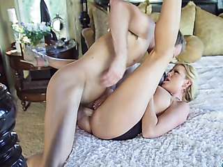 blonde and brunette fuck